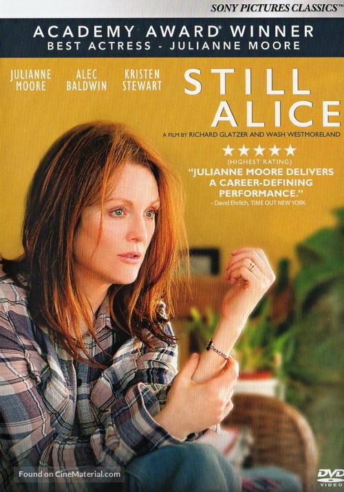 Still Alice - Movie Cover