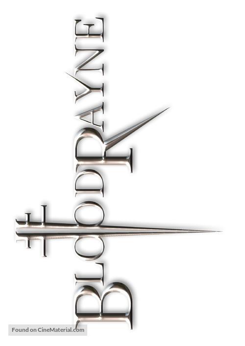 Bloodrayne - Logo