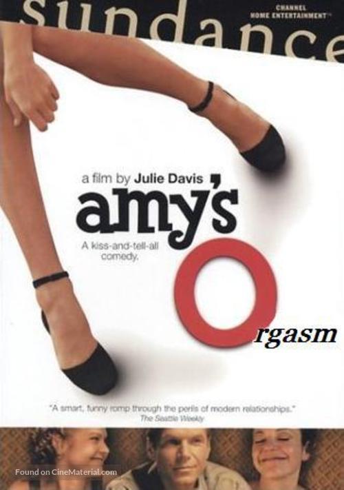 Amy's Orgasm - British Movie Poster