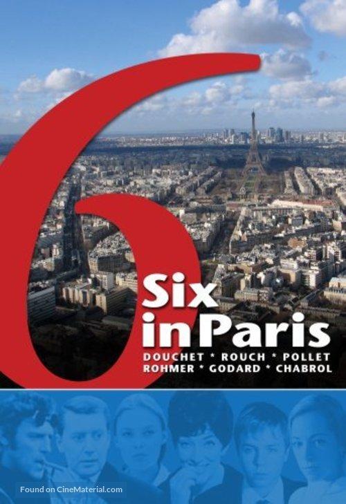 Paris vu par... - Movie Cover