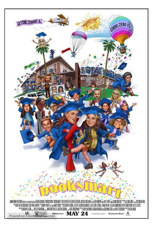 Booksmart - Movie Poster