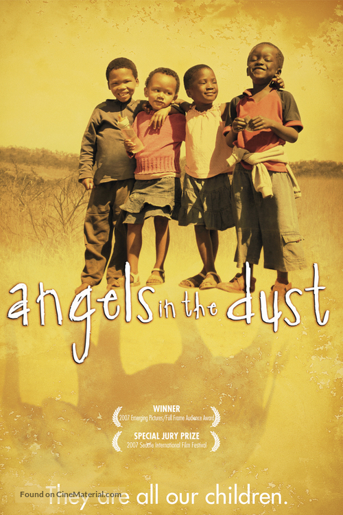 Angels in the Dust - DVD movie cover