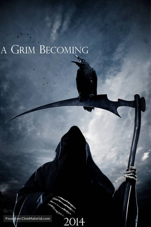 A Grim Becoming - Movie Poster