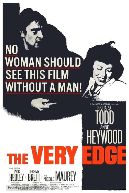 The Very Edge - Movie Poster