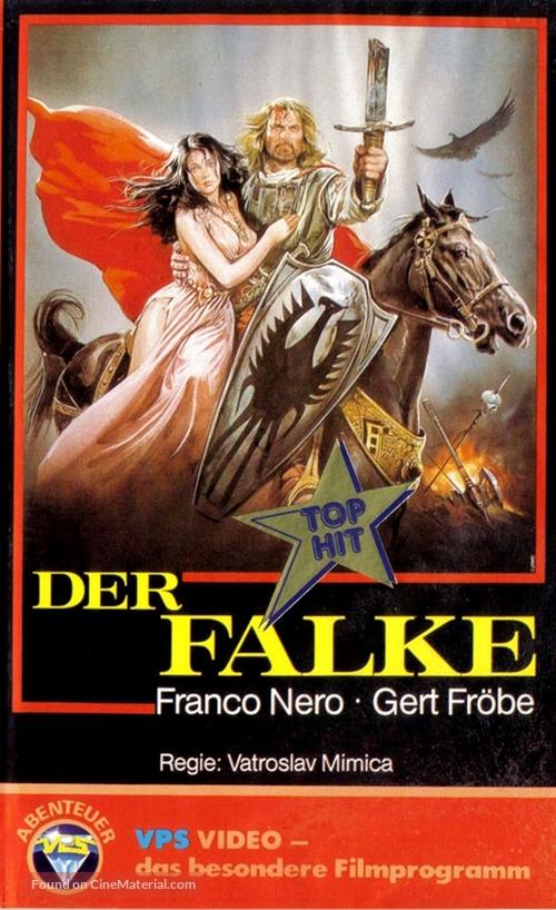 Banovic Strahinja - German VHS movie cover