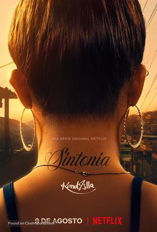 """Sintonia"" - Brazilian Movie Poster"