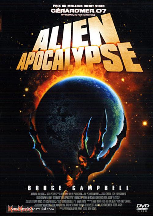 Alien Apocalypse - French Movie Cover