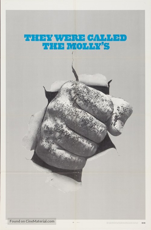 The Molly Maguires - Movie Poster