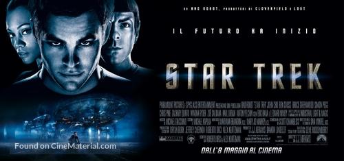 Star Trek - Italian Movie Poster