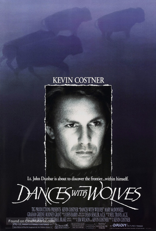 Dances with Wolves - Movie Poster