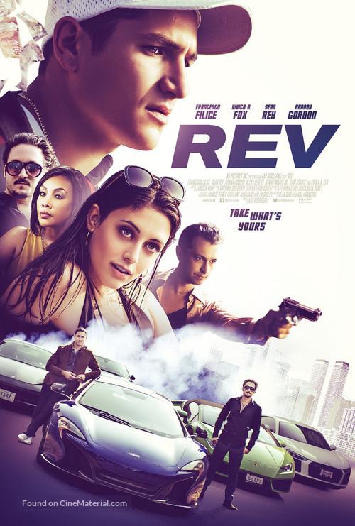 REV - Canadian Movie Poster