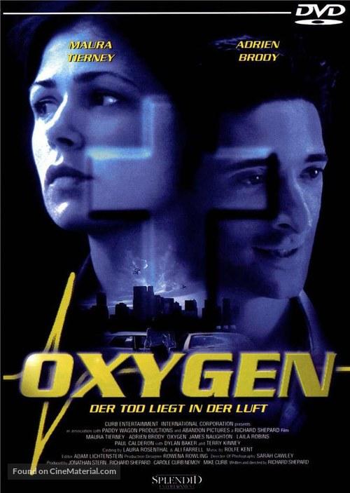 Oxygen 1999 German Movie Cover