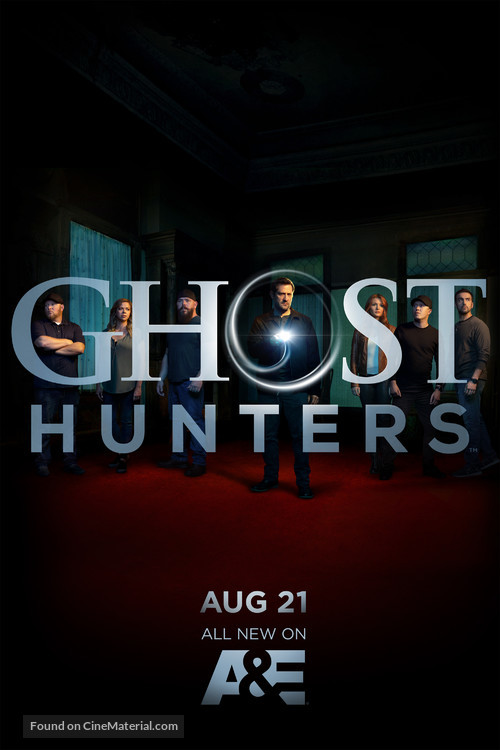 """""""Ghost Hunters"""" - Movie Poster"""