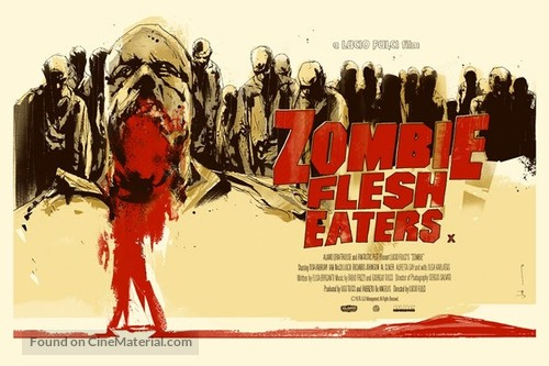 Zombi 2 - Movie Poster