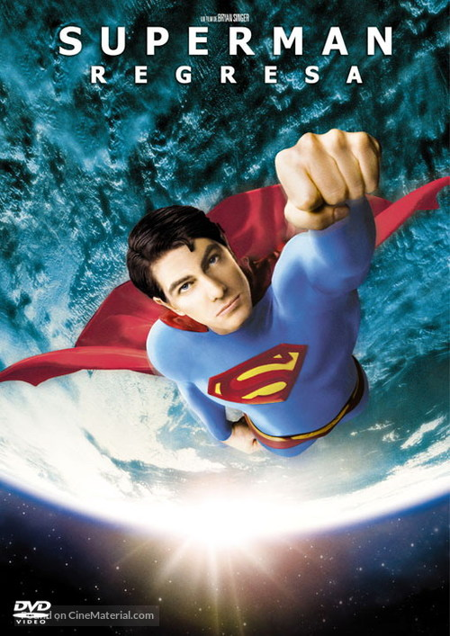 Superman Returns - Argentinian Movie Cover