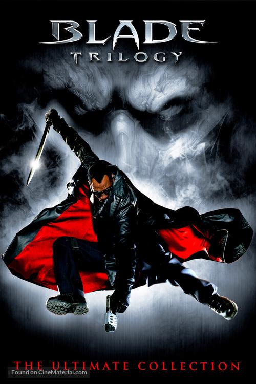 Blade - DVD movie cover