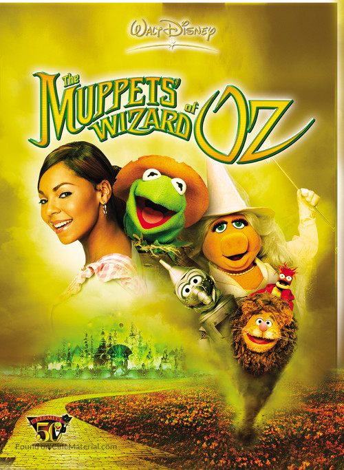 The Muppets Wizard Of Oz - Movie Poster