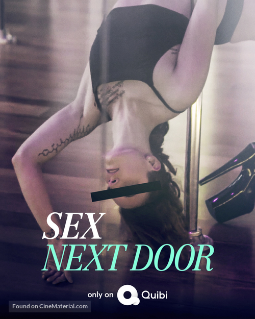 """Sex Next Door"" - Movie Poster"