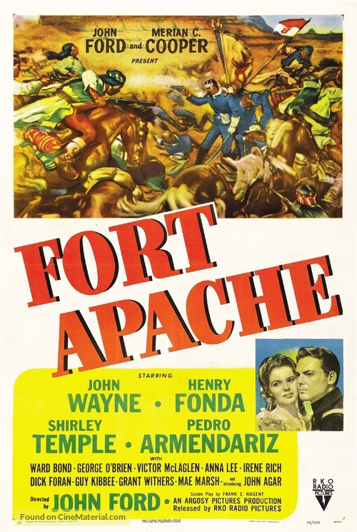 Fort Apache - Movie Poster