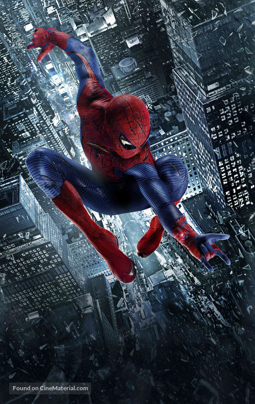 The Amazing Spider-Man - Key art