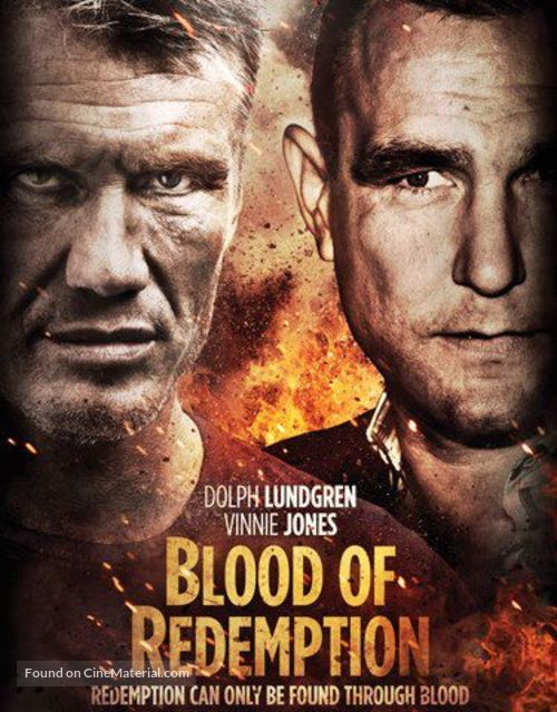 Blood of Redemption - Advance movie poster
