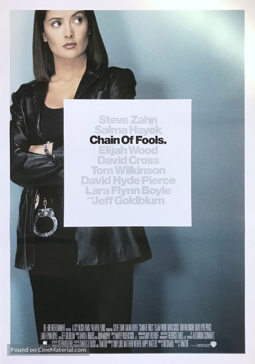 Chain Of Fools - Movie Poster