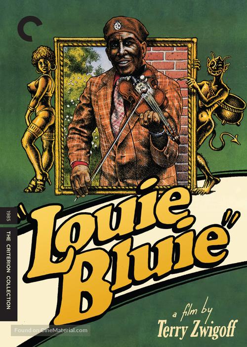 Louie Bluie - Movie Cover