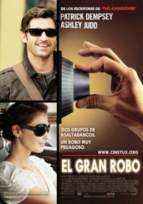 Flypaper - Argentinian Movie Poster