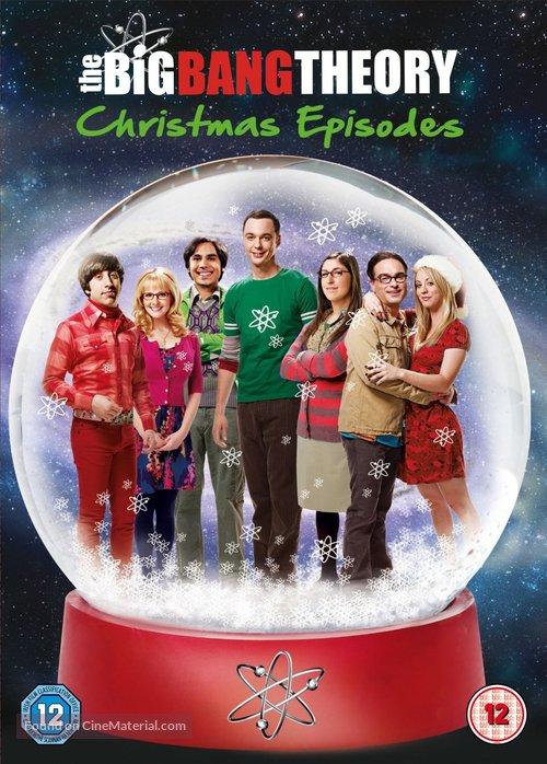 """The Big Bang Theory"" - Irish DVD cover"