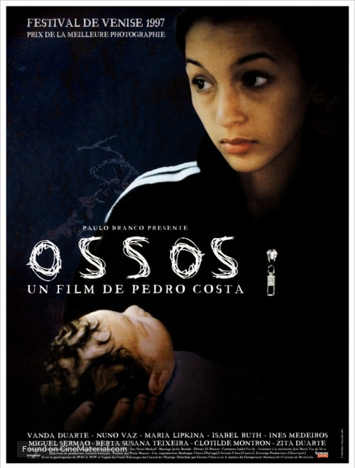 Ossos - French Movie Poster