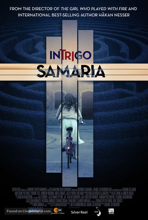 Intrigo: Samaria - Swedish Movie Poster