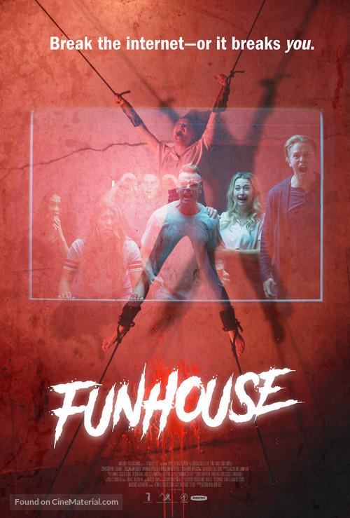 Funhouse - Movie Poster