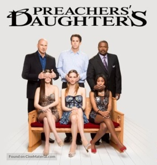 """""""Preachers' Daughters"""" - Movie Poster"""