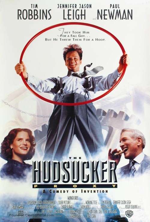 The Hudsucker Proxy - Movie Poster