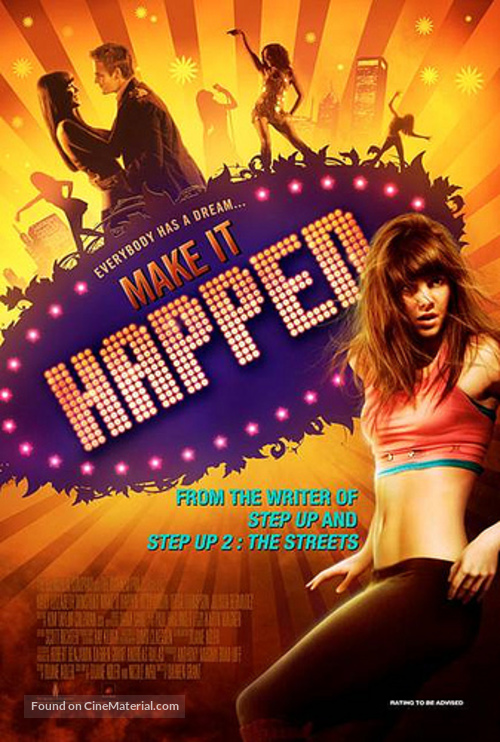 Make It Happen - Singaporean Movie Poster