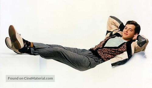 Ferris Bueller's Day Off - Key art