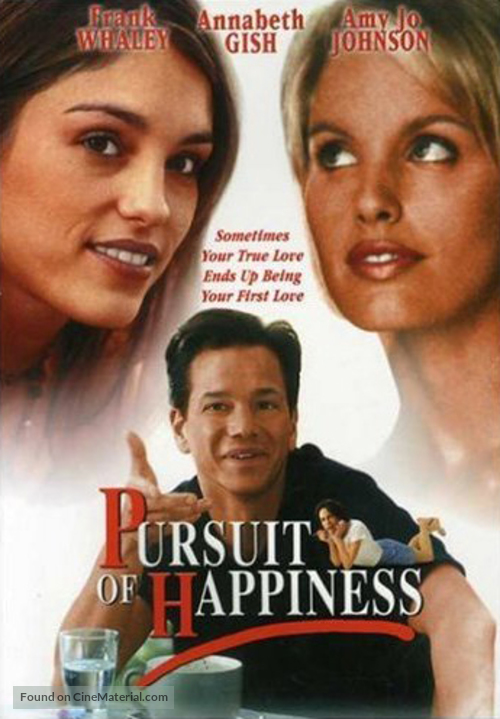 Pursuit of Happiness - DVD movie cover