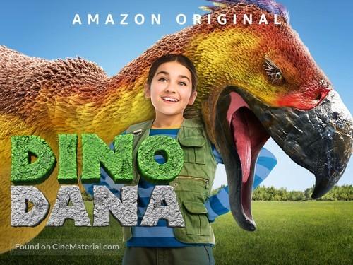 """Dino Dana"" - Video on demand movie cover"
