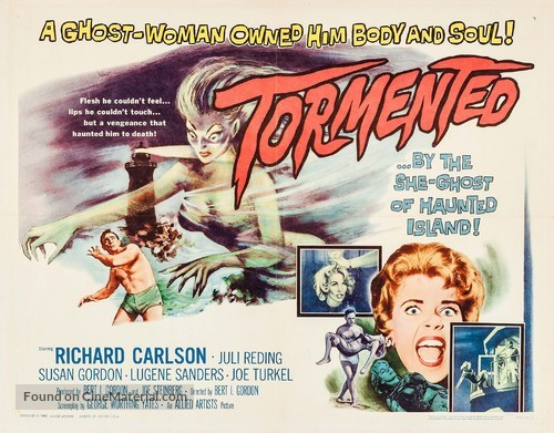 Tormented - Movie Poster