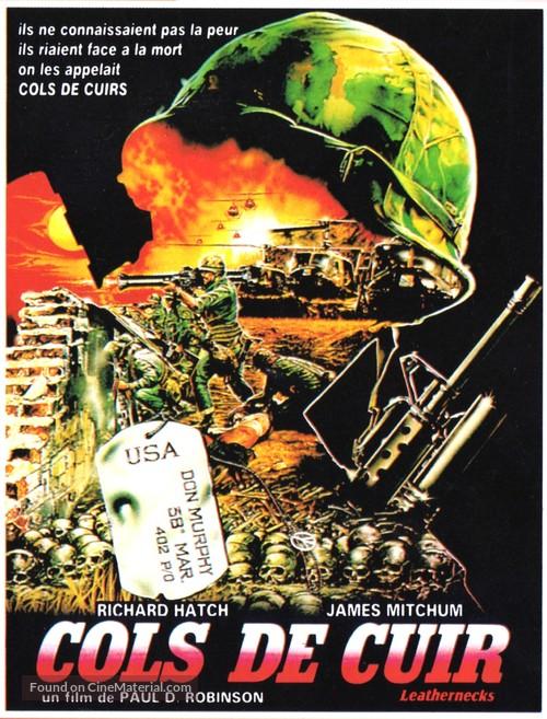 Colli di cuoio - French Movie Poster