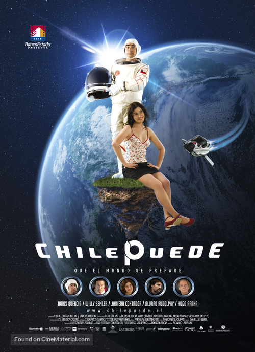 Chile puede - Chilean Movie Poster
