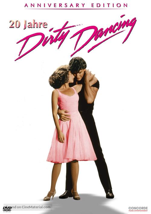 Dirty Dancing - German Movie Cover