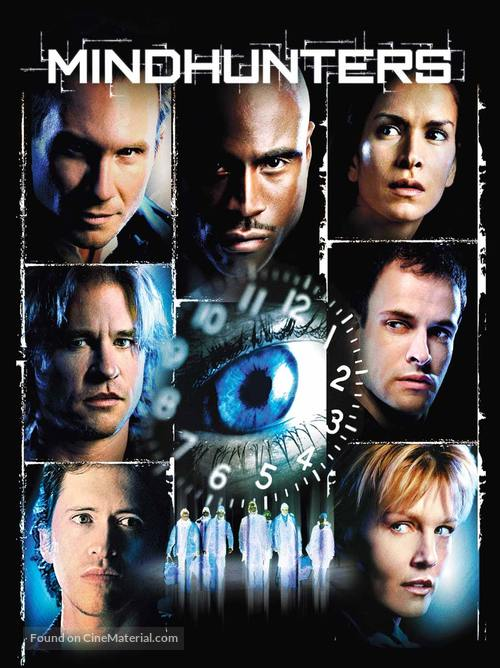Mindhunters - DVD cover