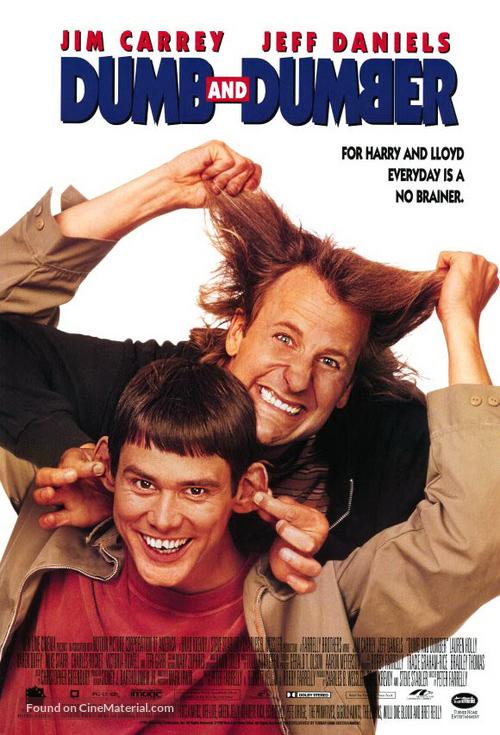 Dumb & Dumber - Movie Poster