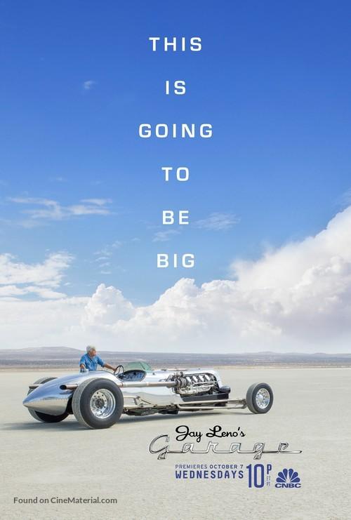 """Jay Leno's Garage"" - Movie Poster"