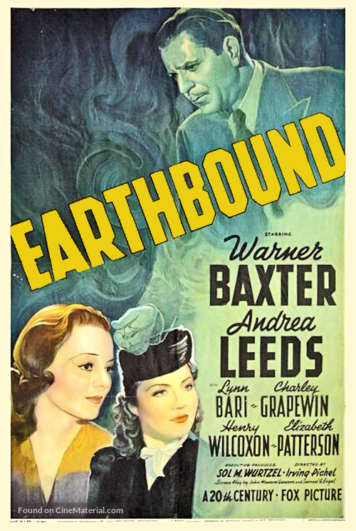 Earthbound - Movie Poster