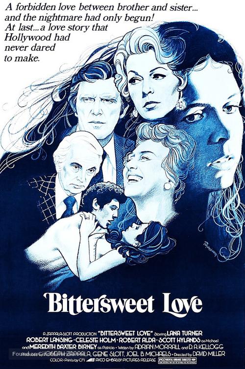 Bittersweet Love - Movie Poster