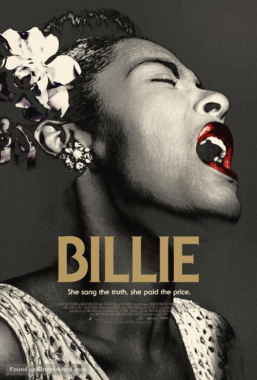 Billie - British Movie Poster