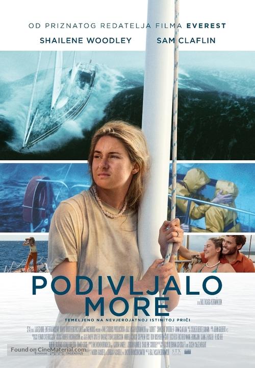 Adrift - Croatian Movie Poster
