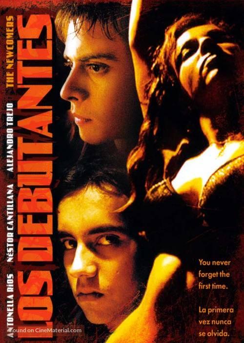 Los debutantes - DVD cover